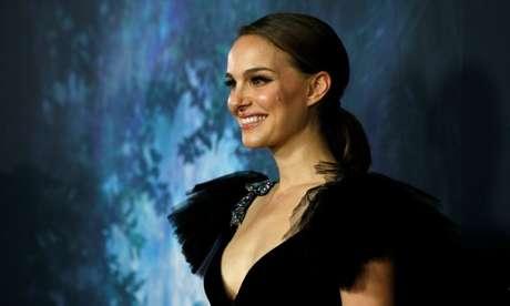 Natalie Portman em Los Angeles 13/02/2018 REUTERS/Mario Anzuoni