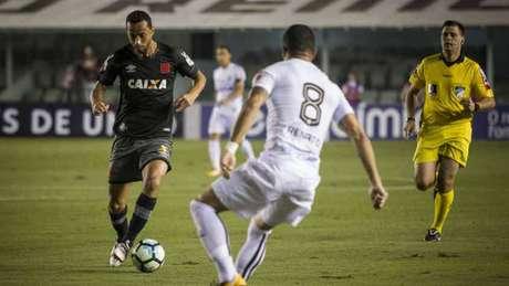 Santos e Vasco se enfrentarão dia 16 de julho pelo Campeonato Brasileiro (FOTO: Flavio Hopp / RAW Image)