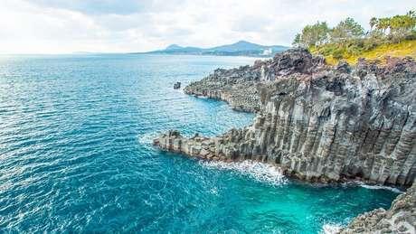Ilha sul-coreana é bastante visada por turistas chineses