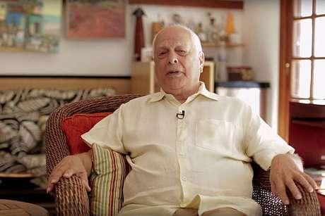Nelson Pereira dos Santos morreu na tarde de ontem (21), de pneumonia.