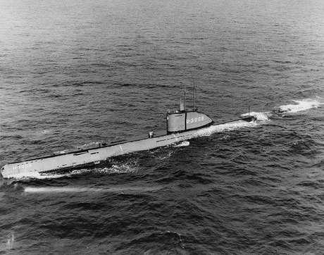 Este é um modelo semelhante ao do U-3523, um dos submarinos mais modernos já construídos pela Marinha nazista