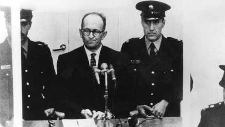 Um dos líderes nazistas que chegou à América Latina foi Adolf Eichmann, capturado em 1961, na Argentina