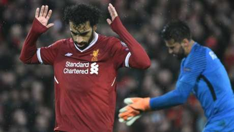 Salah em Liverpool 5x2 Roma