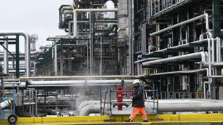 O petróleo bruto atingiu esta semana seu valor mais alto desde 28 de novembro de 2014