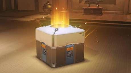 Loot box - Overwatch