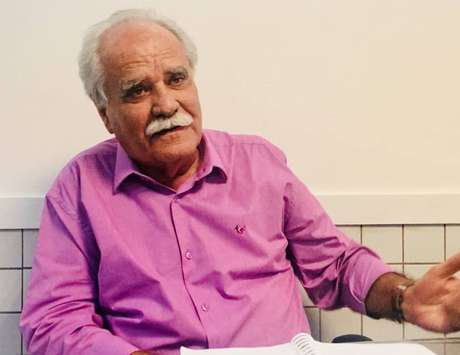 Ex-ministro da Integração Nacional, João Santana é o pré-candidato do MDB para o Governo baiano nas eleições 2018
