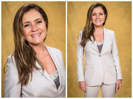 Adriana Esteves (Fotos: João Cotta/TV Globo/Divulgação)