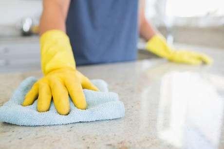 5 dicas para manter a cozinha sempre limpa