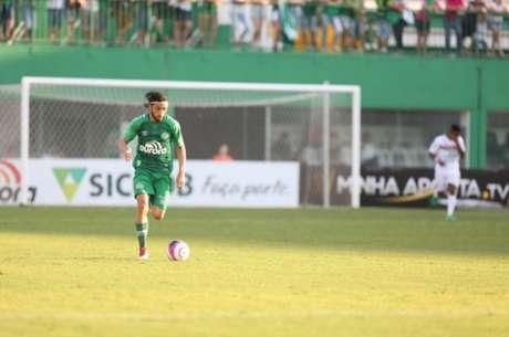 Apodi elogia atuação da equipe contra o Palmeiras (Foto: Sirli Freiras / Divulgação / Chapecoense)