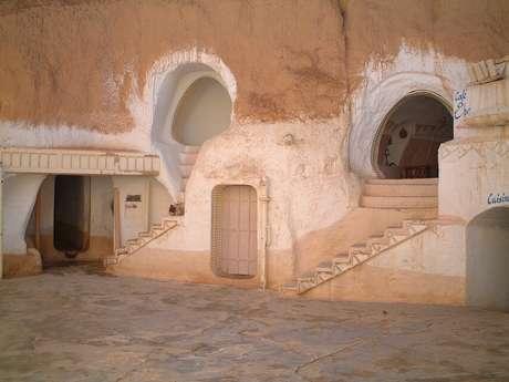 Hotel Sidi Driss, na Tunísia