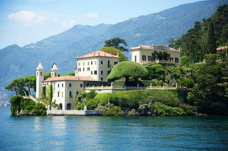 Villa del Balbianello, na Itália