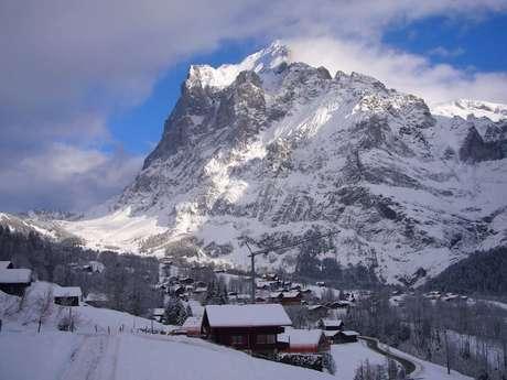 Grindenwald, na Suíça