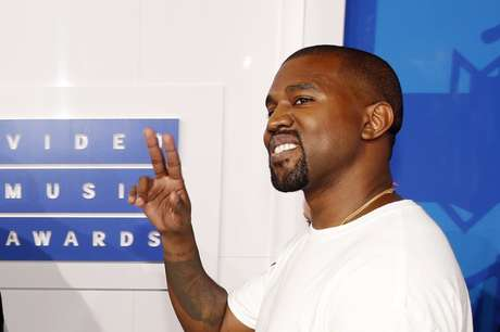 Kanye West 28/08/2016 REUTERS/Lucas Jackson