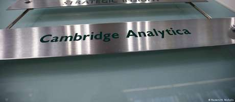Cambridge Analytica foi contratada pela campanha eleitoral de Trump