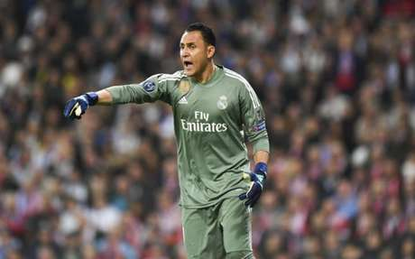Navas é titular da meta do Real Madrid (Foto: Christof Stache / AFP)