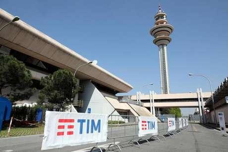 Sede da TIM, em Milão