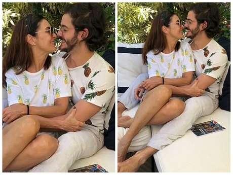 Fátima Bernardes e Túlio Gadêlha (Fotos: @tulio.gadelha/Instagram/Reprodução)