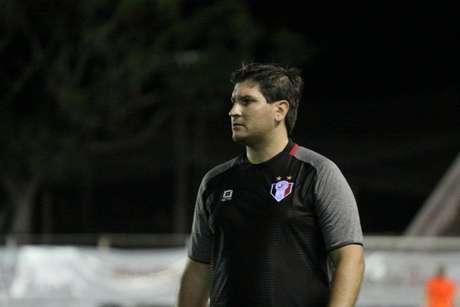 Matheus Costa confia em um bom resultado do Joinville (Foto: Divulgação/ JEC)