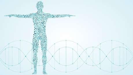 Nosso DNA é uma mistura genética, mas também traz mutações completamente novas