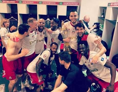 Lokomotiv derrota o Zenit e conquista o Campeonato Russo (Foto: Divulgação/Arquivo pessoal)
