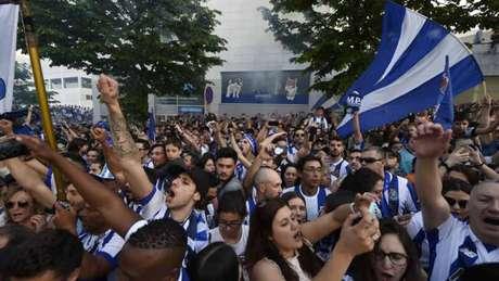 Empate em Alvalade antecipa titulo de campeão nacional ao FC Porto