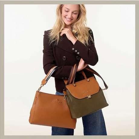 05 modelos de bolsas de couro para dar de presente e645d9029a7