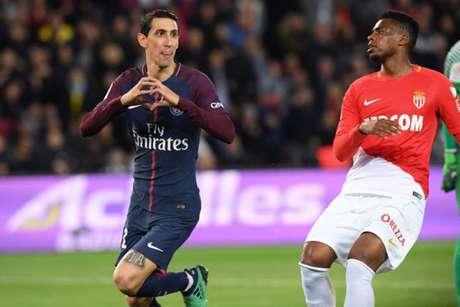 Segundo a 'Cadena SER', Di María está na mira do Atlético de Madrid (Foto: Christophe Archambault / AFP)