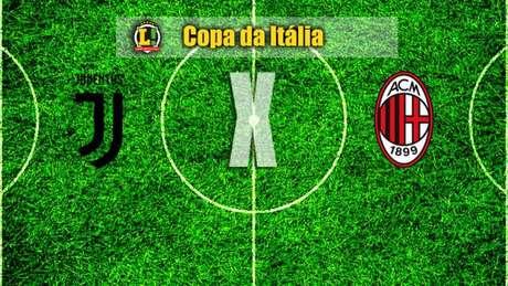 Apresentação Juventus x Milan