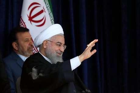 Presidente do Irã diz que não abandonará acordo nuclear