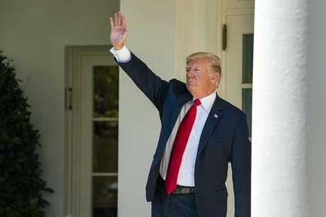 Trump disse a Macron que abandonará acordo com Irã, diz NYT
