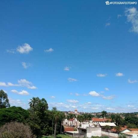 Fim de semana com temperatura amena em Mato Grosso