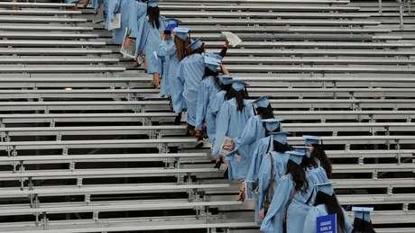 """""""Os preços da universidade são os mais altos já vistos"""", denuncia a professora Sara Goldrick-Rab, que liderou o estudo"""