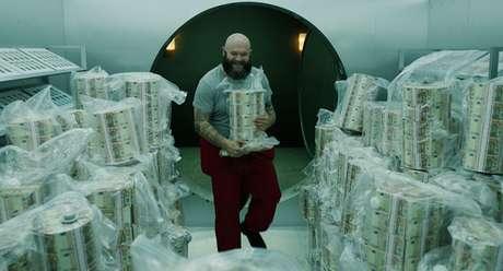 Peraí, quem vai secar a tinta desse dinheiro todo?