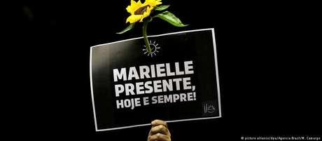 A morte de Marielle Franco, conhecida por defender direitos das mulheres e inclusão social, gerou uma série de protestos