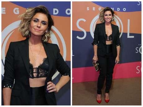 Giovanna Antonelli (Fotos: Daniel Pinheiro/AgNews)