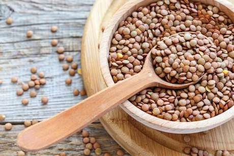 A lentilha é rica em antioxidantes que podem atrasar a menopausa