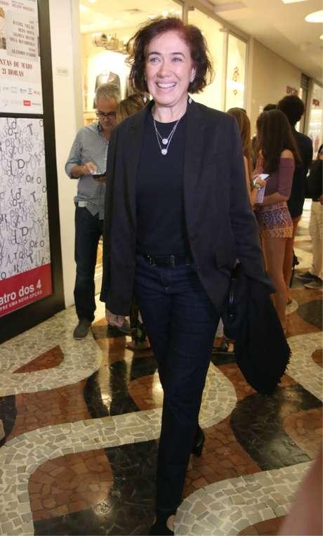 Lilia Cabral (Daniel PInheiro/AgNews)
