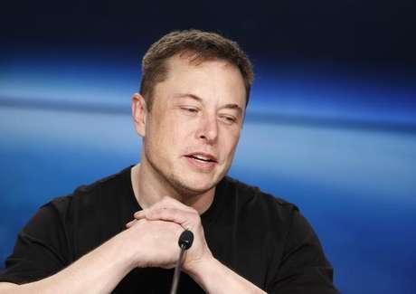 Presidente-executivo da Tesla, Elon Musk 07/02/2018 REUTERS/Joe Skipper