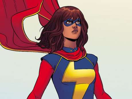 Depois da Capitã Marvel, Ms. Marvel poder ser a próxima personagem apresentada no Universo Cinematográfico Marvel