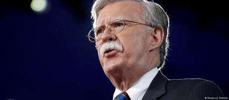 """John Bolton, assessor de Segurança Nacional dos EUA: sanções vão depender da """"conduta"""" de países europeus"""