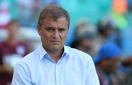 Aguirre não sabe o que é perder no comando do São Paulo há mais de um mês (Rubens Chiri/saopaulofc.net)