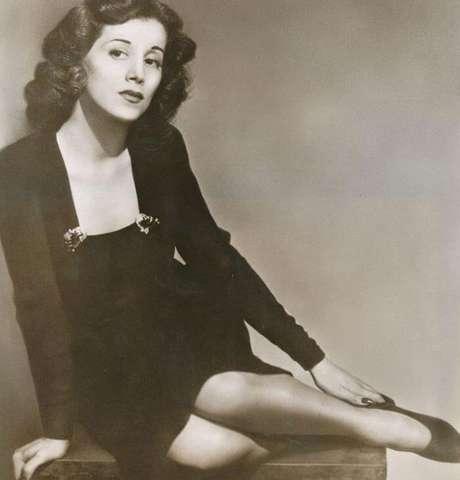 Joan Alexander fez 2 mil vezes Lois Lane no rádio