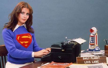 Margot Kidder, a mais lembrada