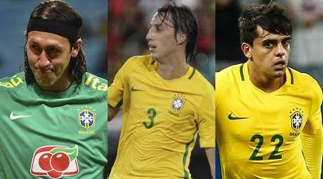 Cássio, Geromel e Fágner são os únicos convocados que atuam em clubes brasileiros