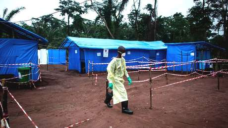 The last Ebola outbreak in the DR Congo was in 2017 and killed four people