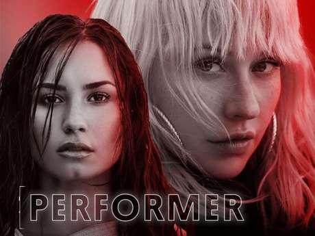 "Demi Lovato e Christina Aguilera lançam parceria, ""Fall in Line"", nesta quarta (16)"