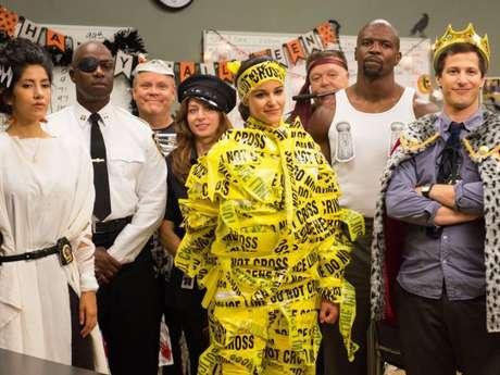 """Os episódios de Halloween são os melhores de """"Brooklyn Nine-Nine"""""""