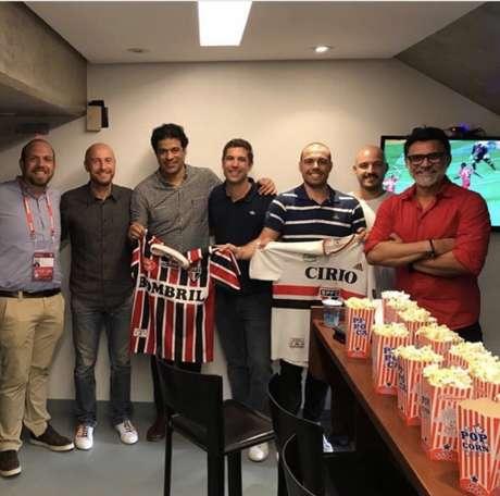São Paulo mantém segredo sobre data de lançamento da primeira camisa feita pela Adidas (Reprodução/Twitter)