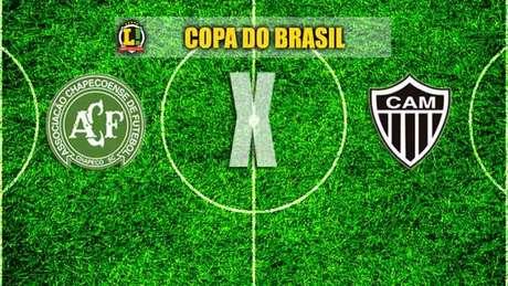 Copa do Brasil: Chapecoense elimina o Atlético-MG