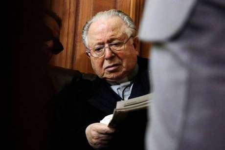 Fernando Karadima foi condenado por pedofilia pelo Vaticano